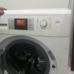 آموزش کار با ماشین لباسشویی بکو ۸ کیلویی قسمت اول
