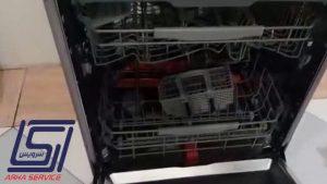 آموزش کار با ظرفشویی سامسونگ مدل DW60