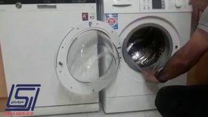 روش تمیز کردن و سرویس لباسشویی